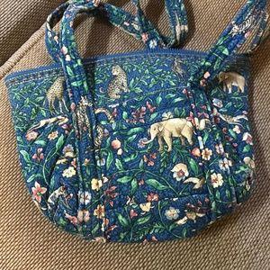 Vera Bradley-OOP Vintage, Rare Animal Kingdom Bag